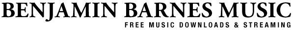 Benjamin Barnes Music Logotype—Free downloads and streaming