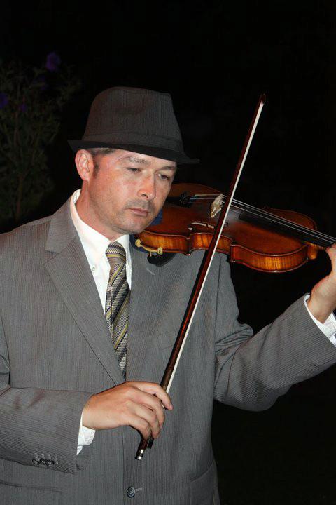 Ben Playing Violin