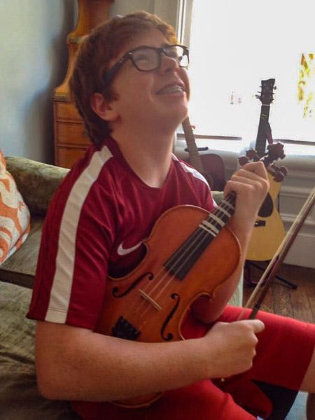 Ben Barnes music students 07