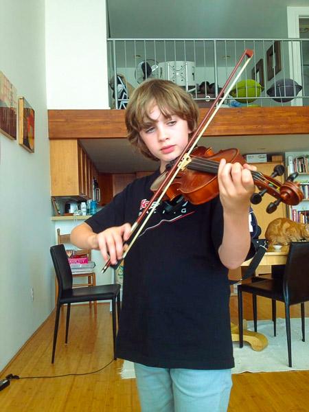 Ben Barnes music students 04