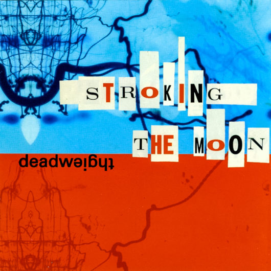 Stroking The Moon Album Cover