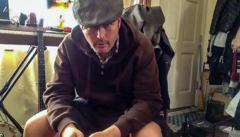 Ben Barnes KALX Interview